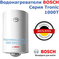 Водонагреватель электрический Bosch Tronic 1000T ES 075-5 N 0 WIV-B (75л.) электрический (бойлер), фото 1