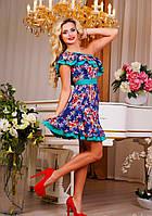 Купить яркое платье Белла