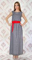 Платье женское летнее в пол р.44-46-48 Yam106_1