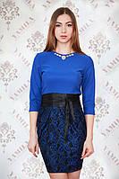 Платье женское приталеное  р.44-46 Yam148_2