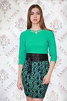 Платье женское офисное  р.44-46 Yam148_3