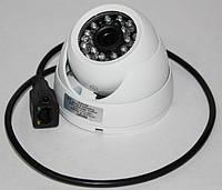 Камера внутреннего наблюдения купольная IP (MHK-N361-130W)