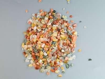 Цветные камни Кварц