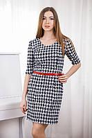 Платье женское офисное  р.46-48 Yam095_1