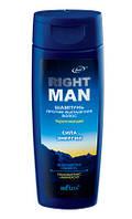 BiElita Right Man Шампунь против выпадения волос, укрепляющий (Белита)