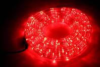 Дюралайт светодиодный красный 12 мм 1метр