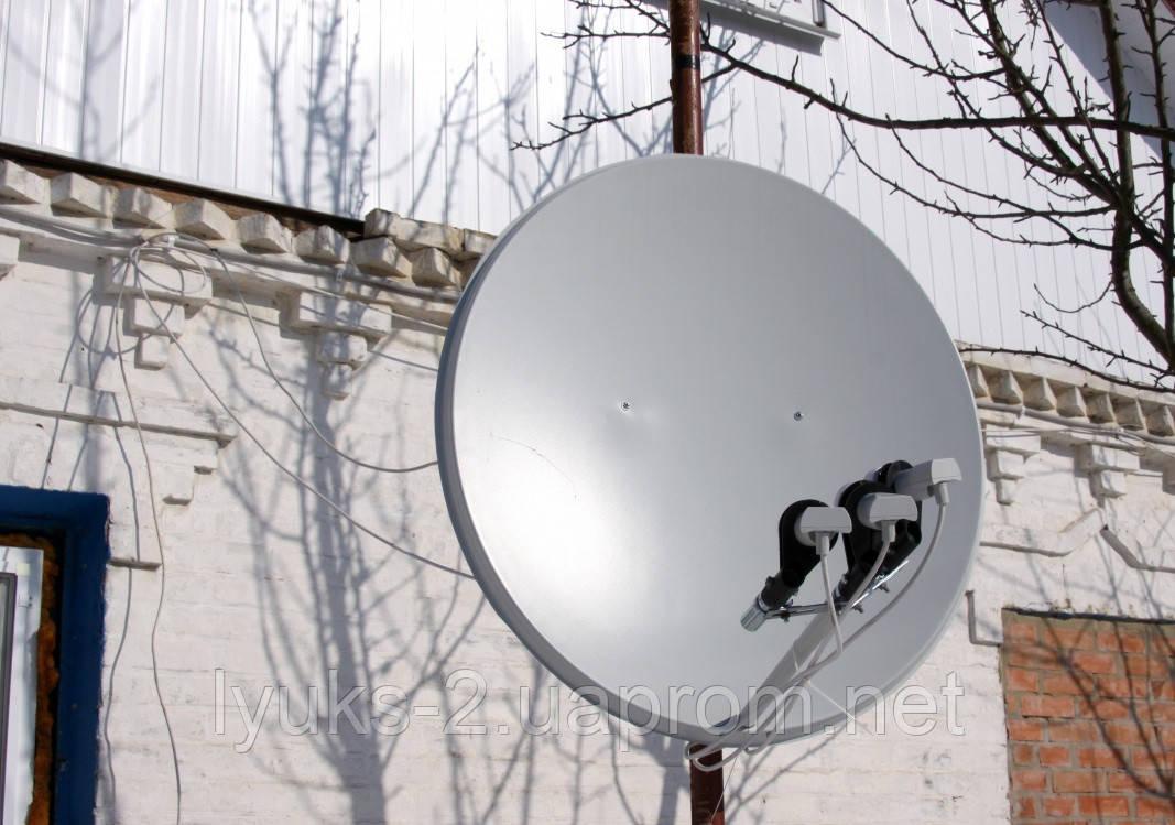 Установка и обслуживание спутникового тв