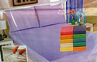 Махровая простынь на резинке производитель Турция, фото 1