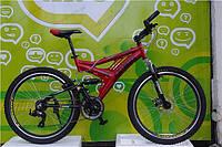 Горный велосипед двухподвесный Azimut Vision A-FD
