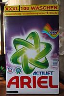 Стиральный порошок Ariel color 6,5 кг для цветного Германия