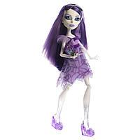 Кукла Monster High Dead Tired Spectra Vondergeist, Спектра Вондергейст из серии Пижамная вечеринка.