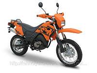 Мотоцикл ZONGSHEN LZX200S - эндуро