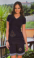 Пижама футболка+шорты PM-4529