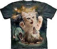 3D футболка The Mountain - Zombie Cat