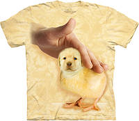 3D футболка The Mountain - Puppy Chick