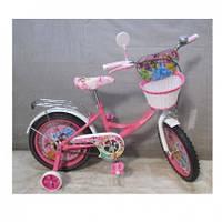 Велосипед детский мульт 16д. PS165 DP,