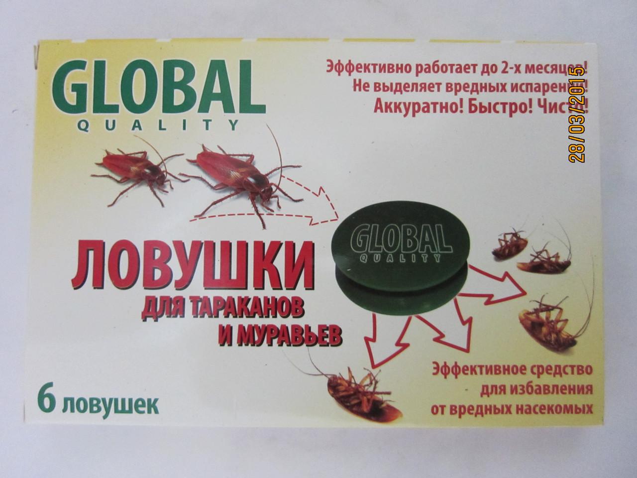 Яд для тараканов своими руками