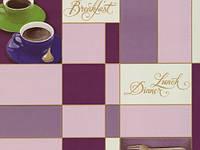 Обои винил, супер-мойка, каркаде, 910-07, фиолет, 0,53*10м