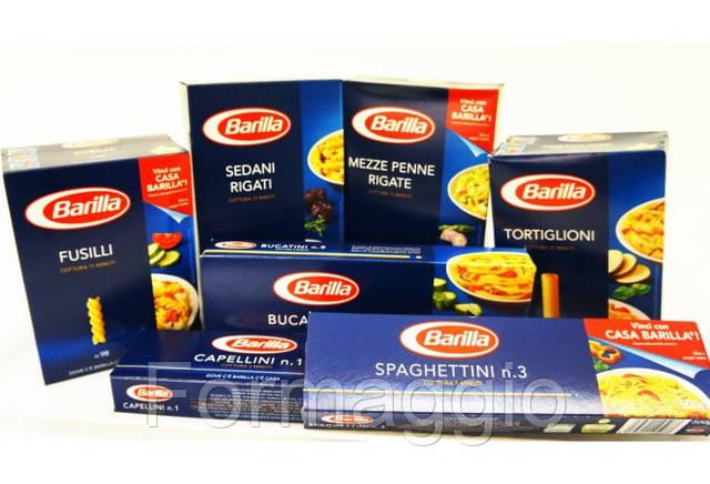 Итальянские макароны Барилла Barilla