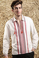 Элегантная мужская вышиванка