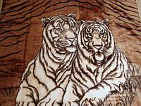 Плед Тигры