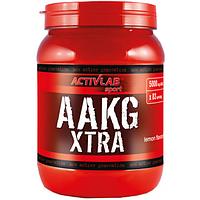 AAKG Xtra 500g Киви ACTIVLAB (альфа-кетоглютаран л-аргинина)
