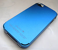 Чехол-бампер Apple Iphone 4G 4Gs blue