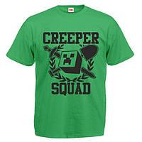 """Футболка """"Creeper Squad (Minecraft)"""""""