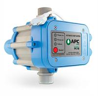 Пресс контроль 10, APC (синий) с защитой от сухого хода и обратным клапаном, APC 03060006
