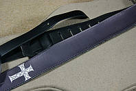 Ремень для гитары Perri's кожаный с рисунком