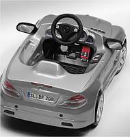 Детский электромобиль Mercedes-Benz Kids Electric Car SLS AMG Monza Grey