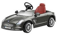 Детский педальный автомобиль Mercedes-Benz Kids SLS AMG Monza Grey