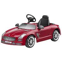 Детский педальный автомобиль Mercedes-Benz Kids SLS AMG Le Mans Red