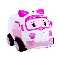 Мягкая игрушка - Машинка Эмбер (Робокар Поли)