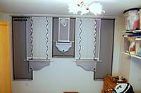 Занавески, тюль, шторы, японские панельки яп-48