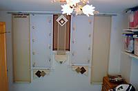 Тюль, шторы, занавески, японские панельки яп-51