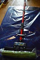 """Швабра роскладная с телескопической ручкой""""Кит"""",Производитель Китай."""