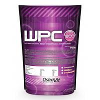 OstroVit WPC ECO 700g Сывороточный протеин Ваниль, Шоколад, Клубника