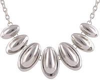ХИТ ювелирное ожерелье и серьги в серебре 925пр.
