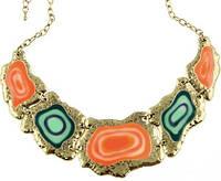 """""""Весна"""" ювелирное ожерелье свежее дыхание в индустрии моды"""