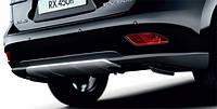 Lexus RX защита на передний бампер PZ402-K0951-00