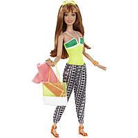 """Кукла Барби """"Модница"""" серии Курорт Саммер  (BARBIE Style Resort Summer Doll) на шарнирах"""