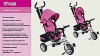 Велосипед детский трехколесный Lexus (VT1417-1421)