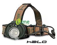 Фонарик налобный Fox Halo HTX100