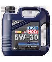 LIQUI MOLY SAE 5W-30 OPTIMAL Synth 4л масляный фильтр в подарок