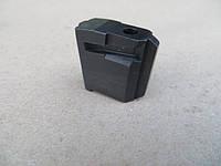 Корпус клапана под зацеп (голова магазина) пистолета мр654к baikal