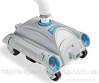 Автоматический вакуумный пылесос для очистки дна бассейнов Intex Auto Pool Cleaner Intex 28001