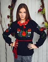 Женская сорочка вышиванка из качественного коттона