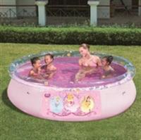 Детский надувной  бассейн, размер 244х66 см