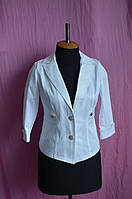 Нарядный летний пиджак с рукавом 3/4 от производителя